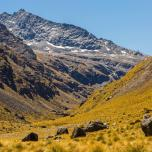 Rock-Climbing-Queenstown-Remarkables-Alpine-wye creek golden alpine valley
