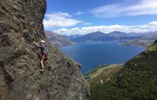 Climbing-Queenstown-Mountain-Guides-guided-walks-family-Michelle2