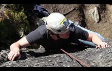 Olly's Sick Views - Climbing Queenstown