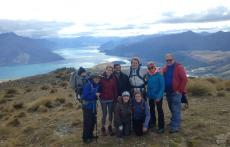 Family Alpine Guided Short Walks Queenstown