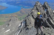 Rock-Climbing-Queenstown-Remarkables-Alpine-Zach 5