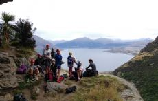climbing-queenstown-mountain-guides-top-of-via-ferrata