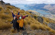 Family Alpine Guided Walks Remarkables