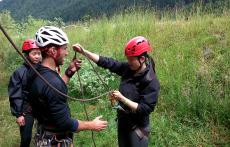 learn to belay 1