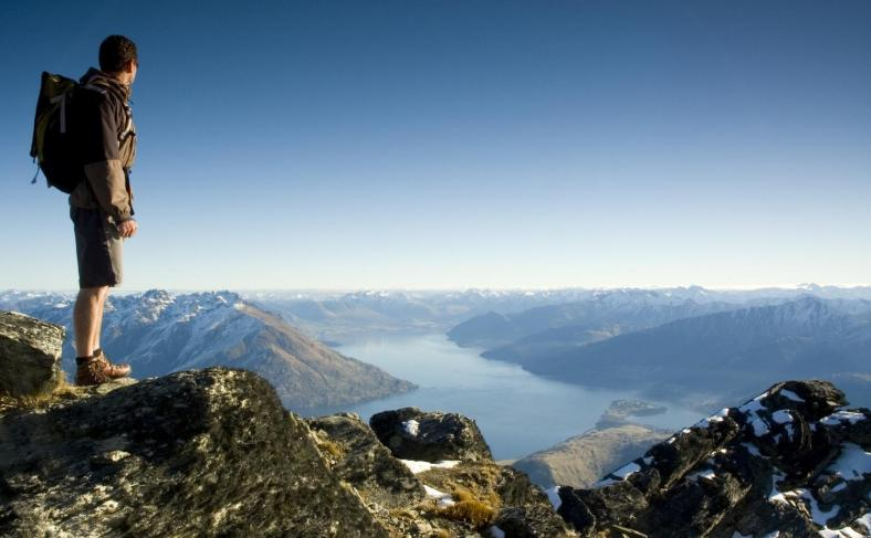 Climbing-Queenstown-Remarkables-Alpine-Guided-Walk